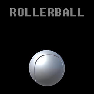 RollerBall - náhled