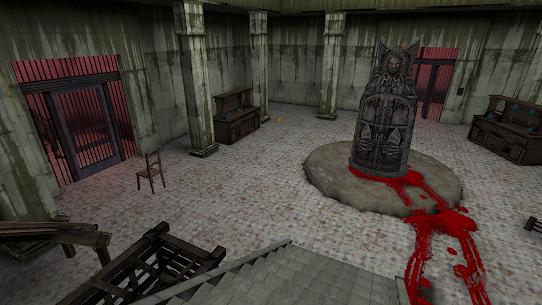 Undead Erich Sann : jogos de terror na Academia Apk Mod (Poder Infinito) 7