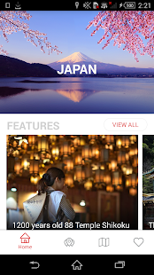 Travel Door Japan-Guide & Map-- screenshot thumbnail