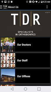 TDR Ortho- screenshot thumbnail