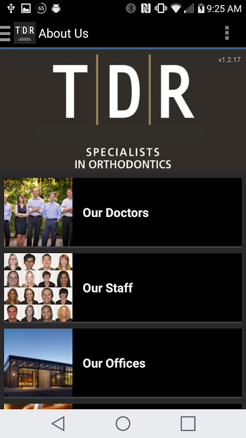 TDR Ortho- screenshot