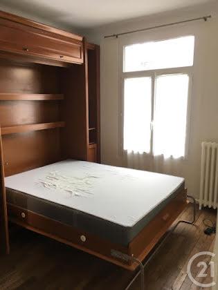 Location appartement meublé 2 pièces 42,06 m2