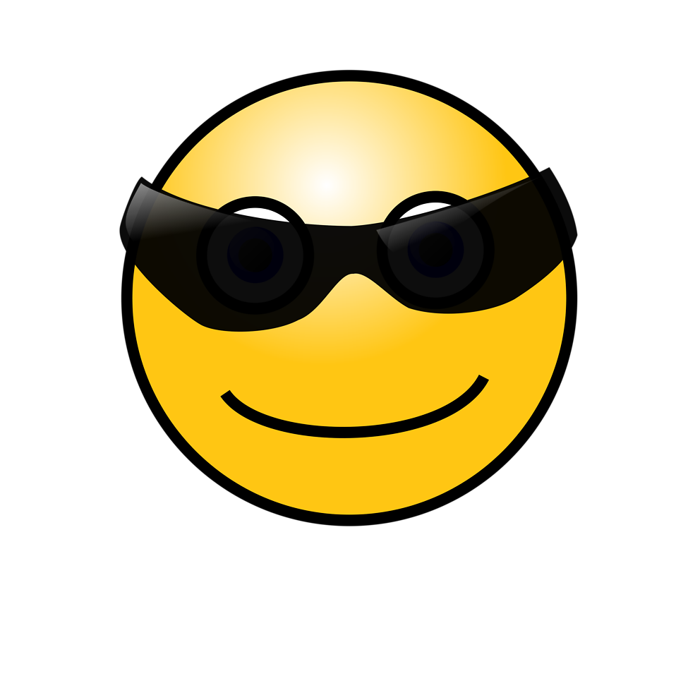 yellow smiley face : Free