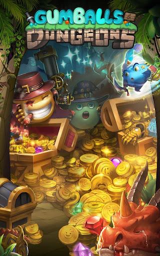 Gumballs & Dungeons(G&D) screenshot