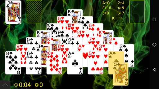 Pyramid Solitaire apkdomains screenshots 1