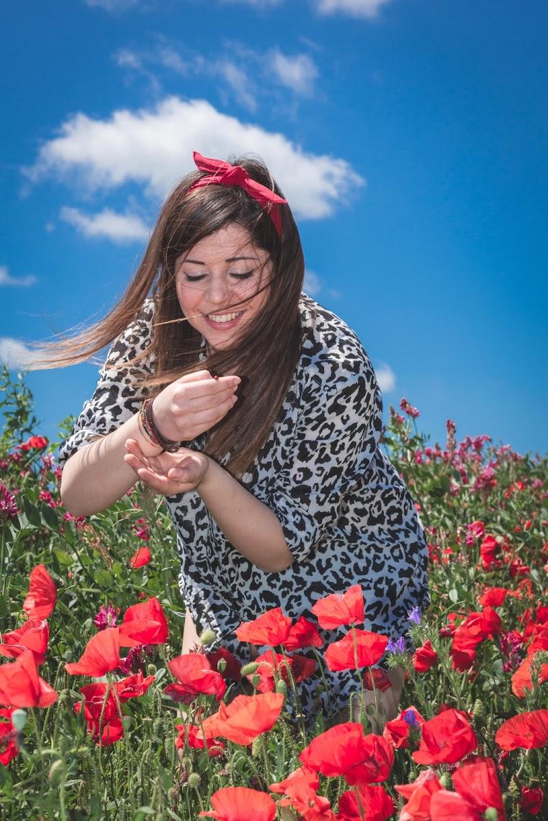 La fortuna in un sorriso di primavera  di acastiglione