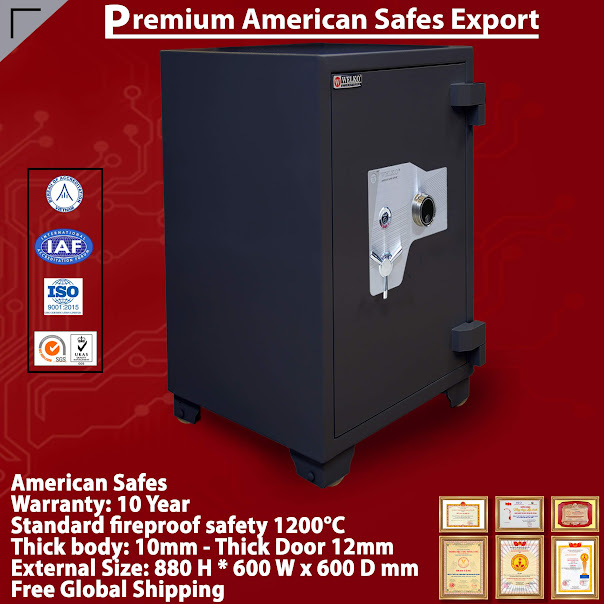 Home Safe Box Factory