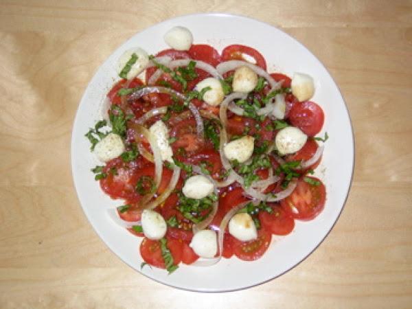 Tomato Mozzarella Salad Aka Insalata Caprese Recipe