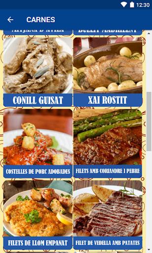 Recetas Cocina Espau00f1ola 1.63 screenshots 3