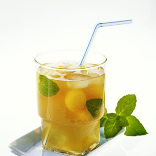 Minty Melon Iced Tea