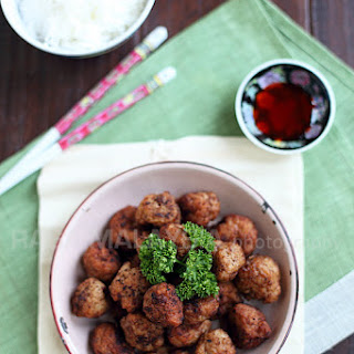 Fried Meat Balls