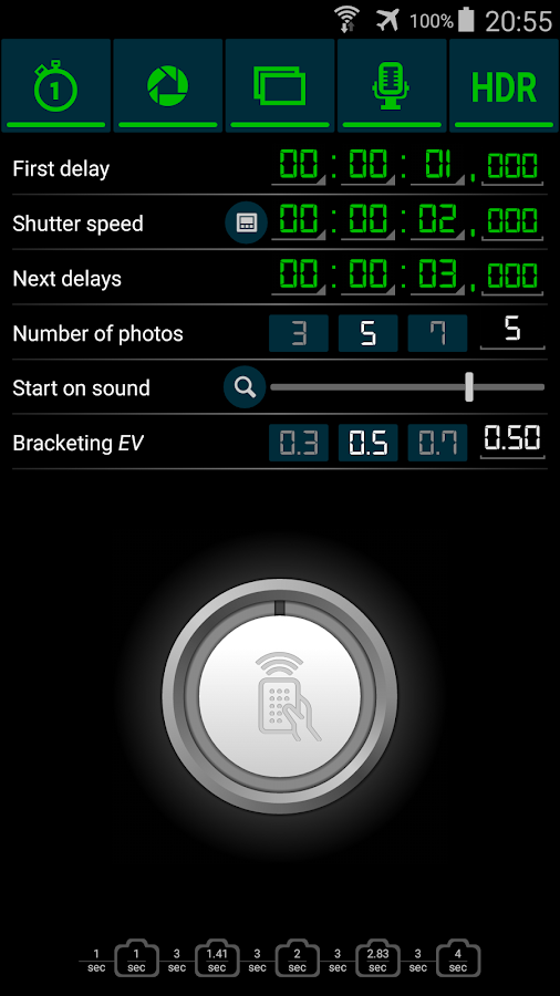 Camera IR Remote - scăpați de grija telecomenzii pentru DSLR, folosind smartphone-ul UR5OF4CZvqucoJdgh_7GJ6wm9xLkPP52SV-YxIfRMfV2zRa6YkJlpJLiIUkZaI0uKYVc=h900