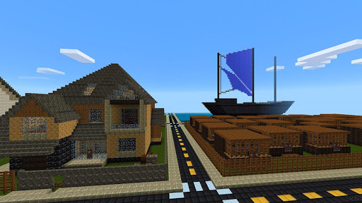 Flash Craft: Sandbox Adventures Building Explore 20.1 screenshots 6