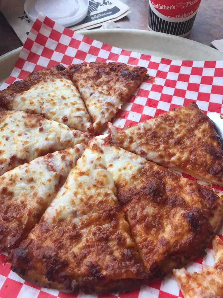 Awe Inspiring Gluten Free At Godfathers Pizza Download Free Architecture Designs Grimeyleaguecom