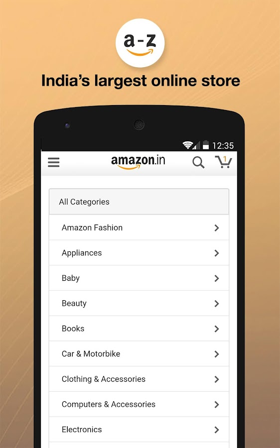Amazon India Online Shopping- screenshot