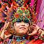 beautiful dragon head by An'naas Sobrie Al Arif - People Portraits of Women ( fashion, carnaval, people, women, portrait )