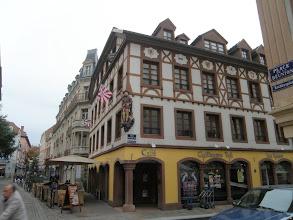 Photo: 1. den - V Mylhúzách najdete i dům Viléma Tella (Mulhouse, Francie)