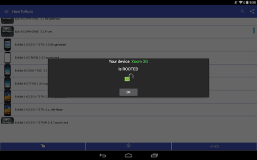 Root Android all devices apk screenshot 10