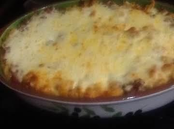 Mama Mia Pasta Casserole