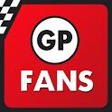 GPFans - F1 nieuws & statistieken icon