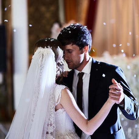 Wedding photographer Zaur Yusupov (Zaur). Photo of 24.11.2017