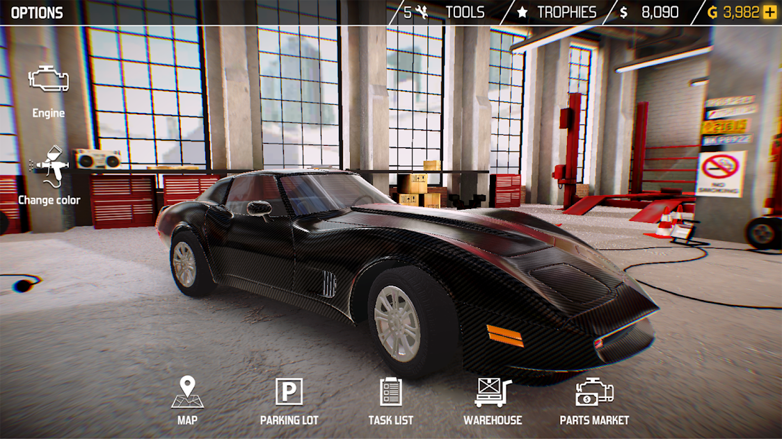 Car Mechanic Simulator 18 Download Descargar Apk