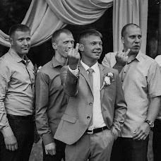 Wedding photographer Evgeniya Bakulina (Jenechka89). Photo of 17.06.2018