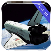 Space Shuttle Live Wallpaper