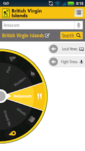 British Virgin Islands YP screenshot 1