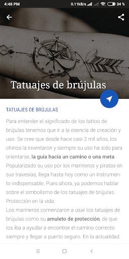SigTat: Significados de los Tatuajes 1.0.8 Screenshots 7