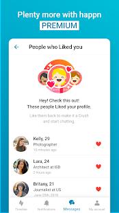 happn – Local dating app Screenshot