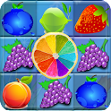 Fruit Crush Blast icon
