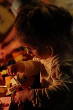 Photo: изготовление писем по ночам :))