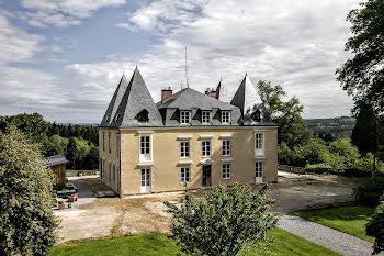 château à Châteauneuf-la-Forêt (87)
