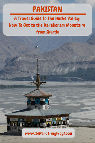 A Travel Guide to the Hushe Valley: How To Get to the Karakoram Mountains from Skardu // Machollo River