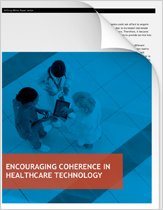Encouraging Coherence in Healthcare Technology