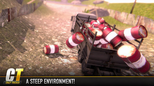 Crazy Trucker for Android apk 5