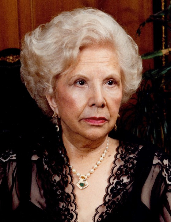 Carmen Vidal is de oprichtster van het topmerk Germaine de Capuccini