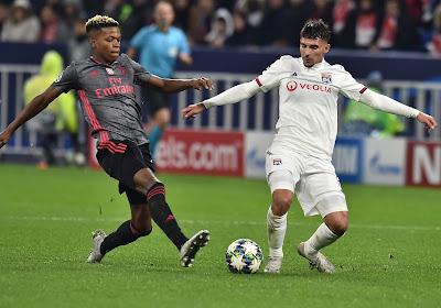 Un club de Premier League passe à l'attaque pour Aouar
