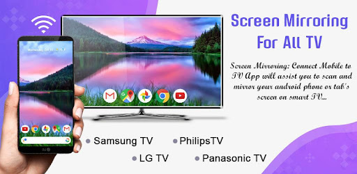 Screen Mirroring with TV - Screen Sharing on TV APK [1 1
