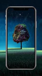 HD Abstract Wallpaper screenshot 4