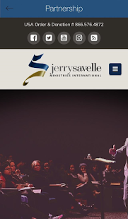 Jerry Savelle Ministries- screenshot thumbnail