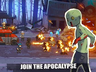 Dead Ahead: Zombie Warfare APK screenshot thumbnail 3