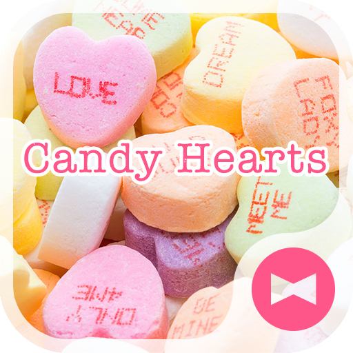 Sweets Wallpaper Candy Hearts Icon