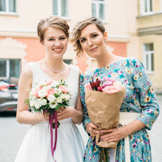 Wedding photographer Aleksandra Kudrina (girlweb). Photo of 22.09.2017
