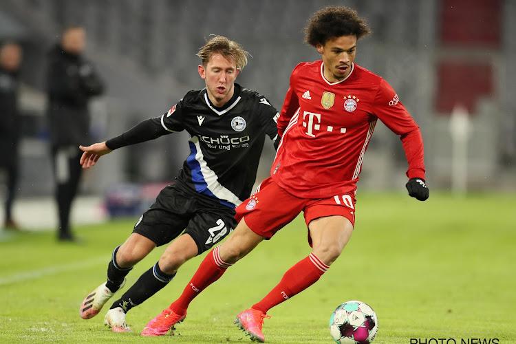 🎥 Michel Vlap et l'Arminia Bielefeld impuissants face au dauphin de Bundesliga