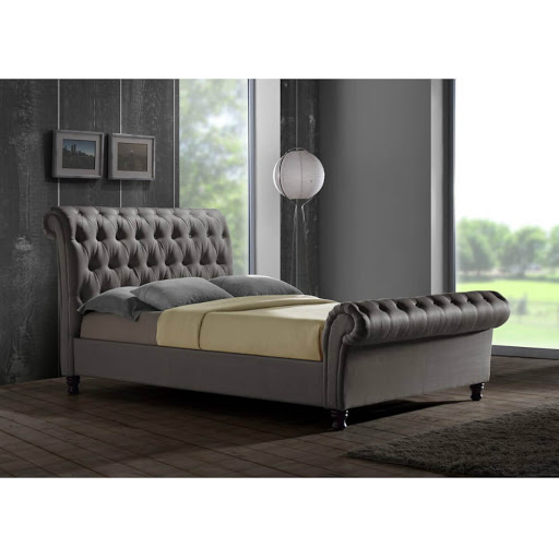 Birlea Castello Bed Frame Grey