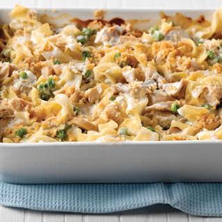 Tuna Noodle Casserole With Potato Chips Recipes
