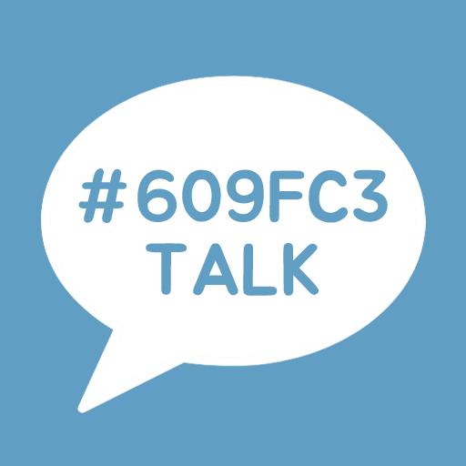 #609FC3 TALK - 심플 카톡테마