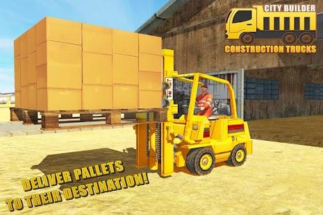 Město Builder: Stavební Sim - náhled